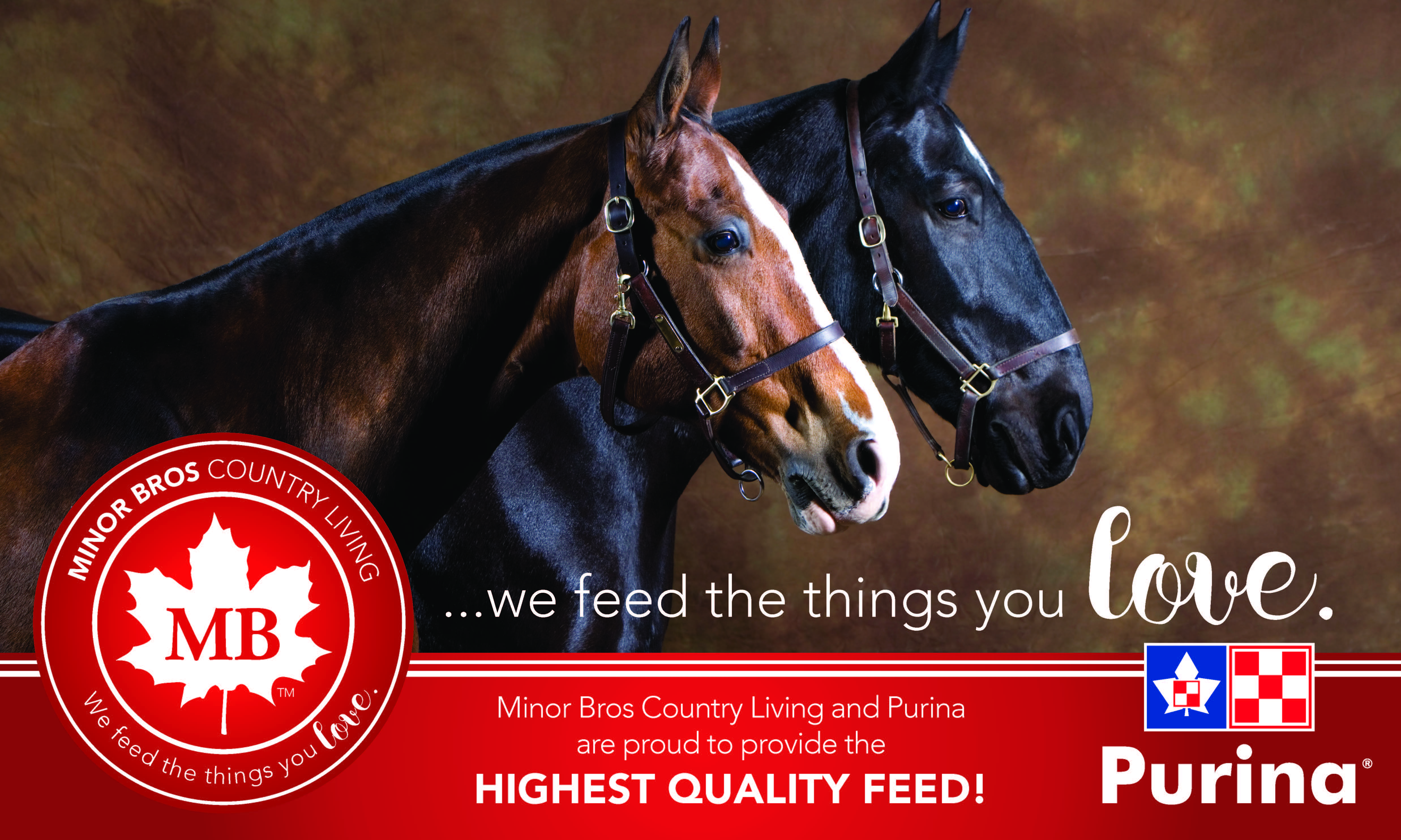 mb country living and purina agri-brands