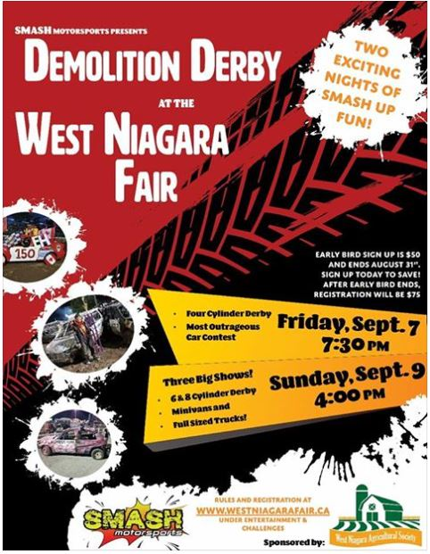 derby fair flyer
