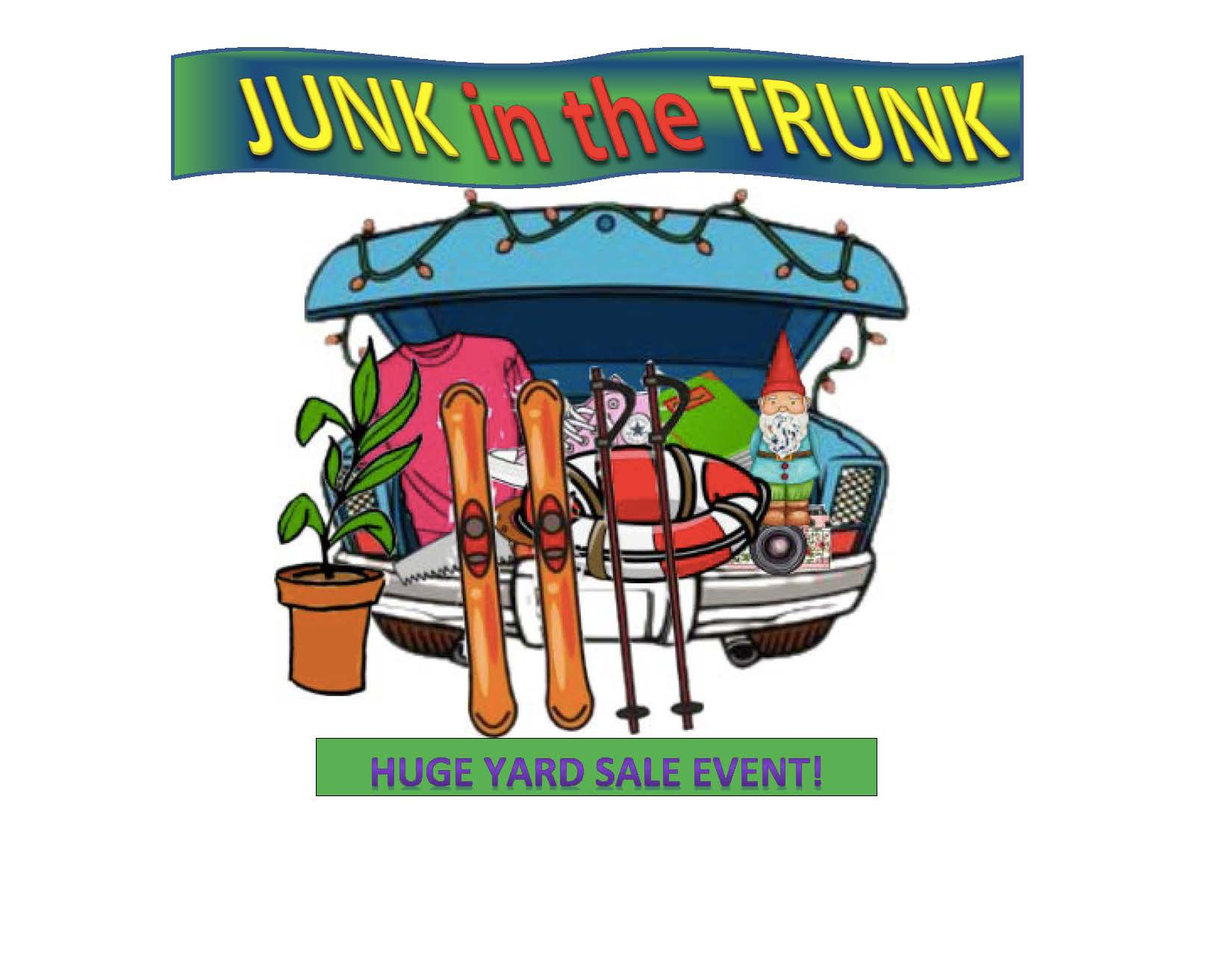 junk in the trunk logo