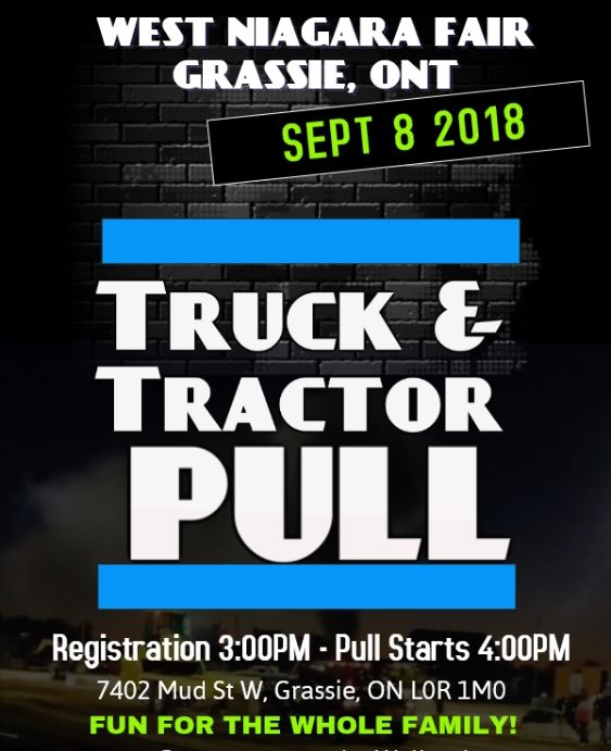 Flyer for pulls