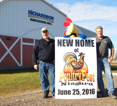 Poultryfest moves to fairgrounds