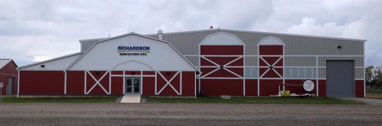 Richardson Agricultural Hall