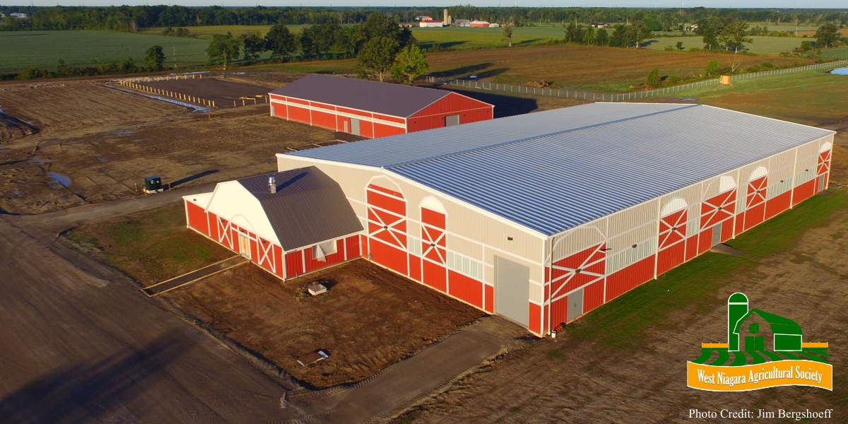 west niagara agricultural centre raise the barn campaign